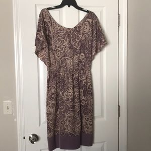 Sisley knee high dress